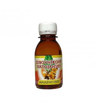 Ľubovníkový masážny telový olej