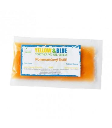 Pomarančový čistič, vzorka