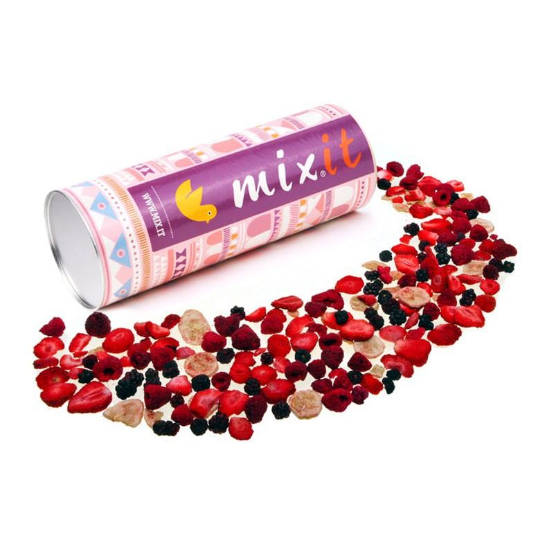 Chrumkavé ovocie MIX mrazom sušené 150g