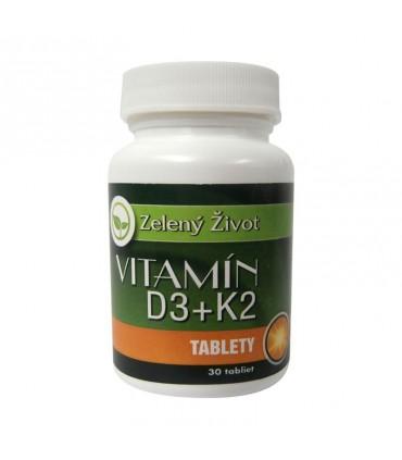 Vitamín D3+K2