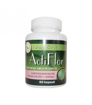 Actiflor bakteriálne kultúry s probiotkom