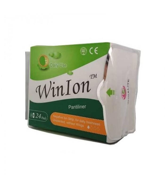Aniónové hygienické intímky WinIon