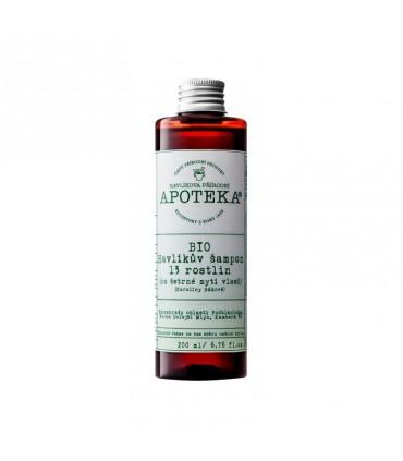 Havlíkov šampón 13 rastlín