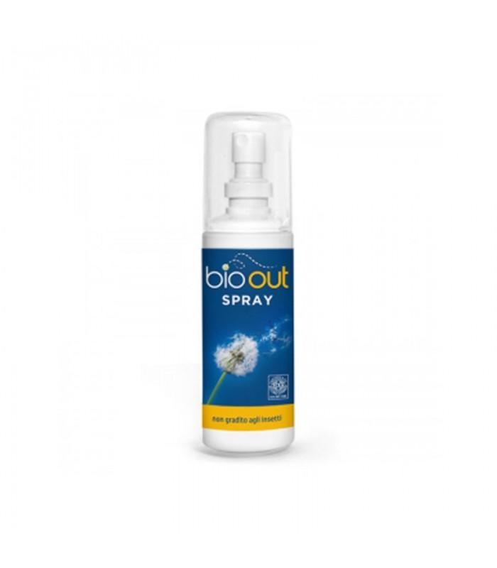 Repelent telový spray Bio Out