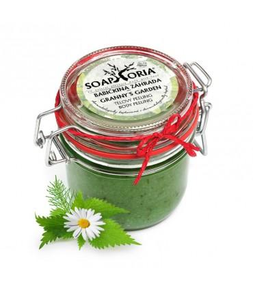 Peeling-babickina-zahrada-soaphoria