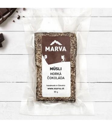 RAW tyčinka Marva - horká čokoláda