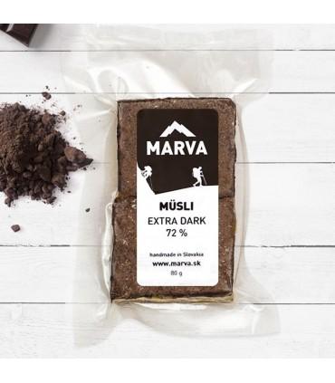 Müsli tyčinka Marva - Brusnica