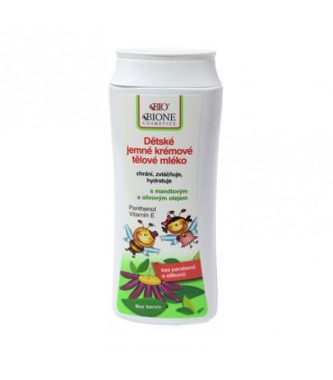 Detské jemné telové mlieko BIONE