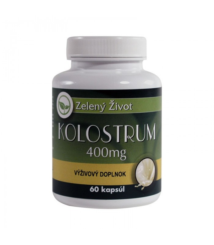 Kolostrum tablety