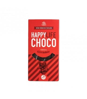 Čokoláda Happy Life s ríbezľou