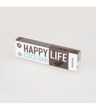 Kokosová tyčinka s kakaom Happy Life