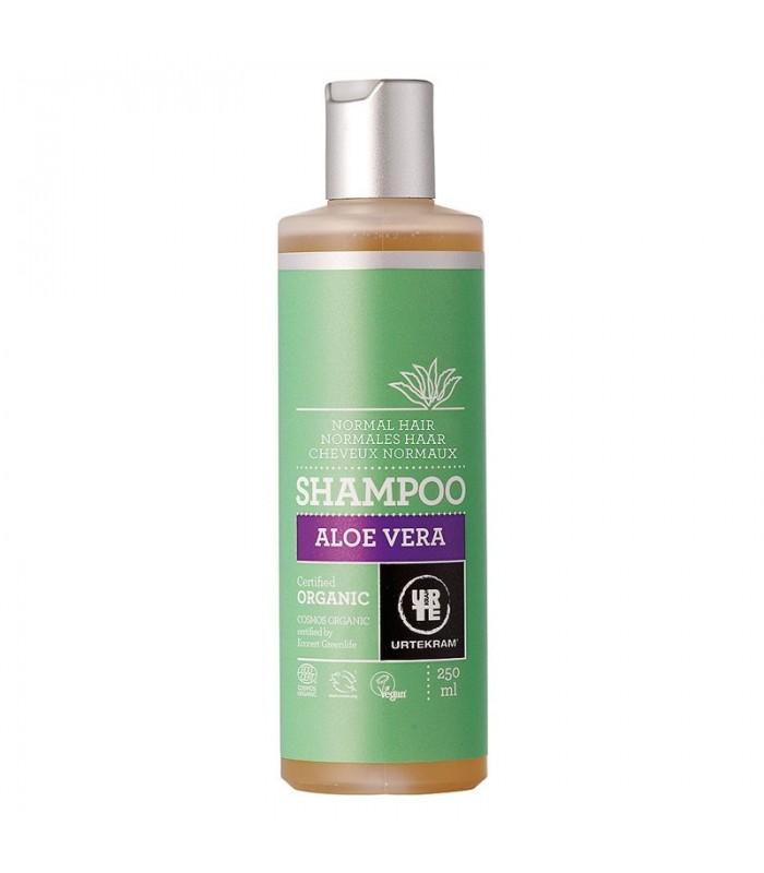 Šampón na normálne vlasy Urtekram Aloe vera