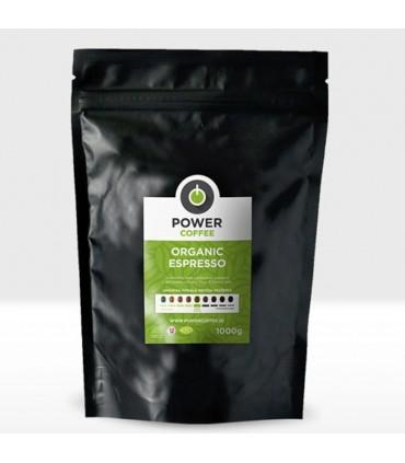 Organic Espresso - Power Coffee