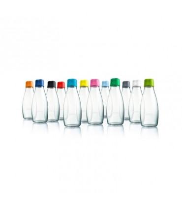 ECO fľaša Retap - 0,8l rôzne farby