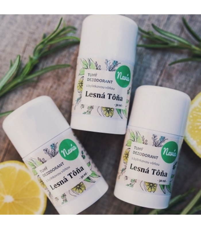 Deodorant Lesná tôňa