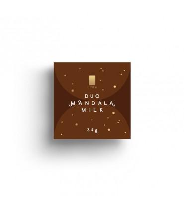 Mandala-milk-čokolada-lyra