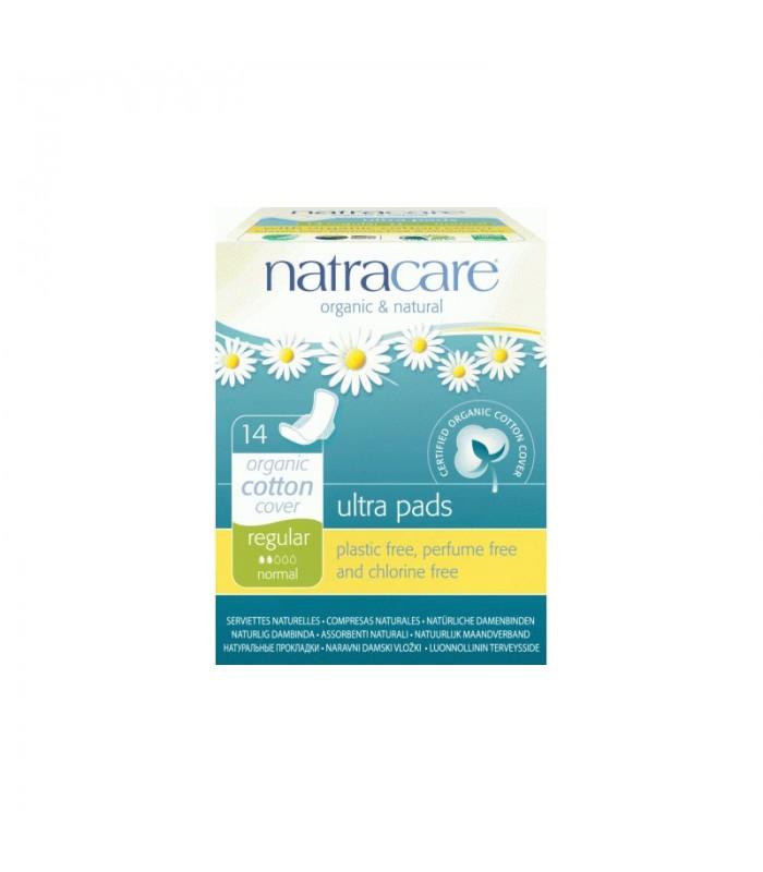 Hygienické vložky Natracare Regular