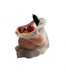 Sieťovka na zeleninu alebo ovocie