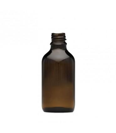 Fľaštička z hnedého skla 50ml