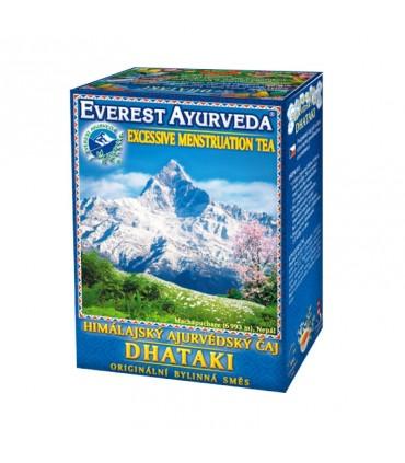 Ajurvédsky čaj DHATAKI