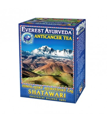 Ajurvédsky čaj SHATAWARI