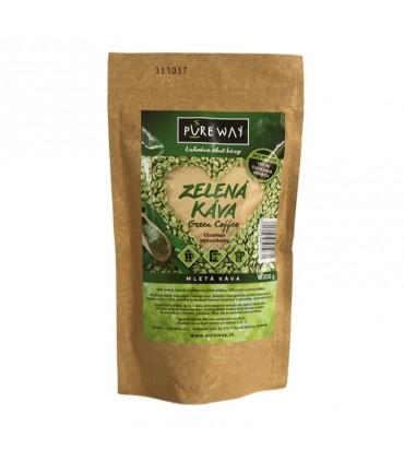 Zelená káva Pure way