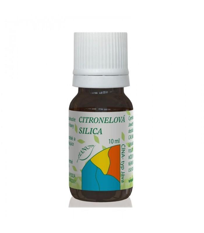 Medovková citronelová silica, éterický olej 10ml