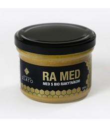 Med s bio rakytníkom - RA MED