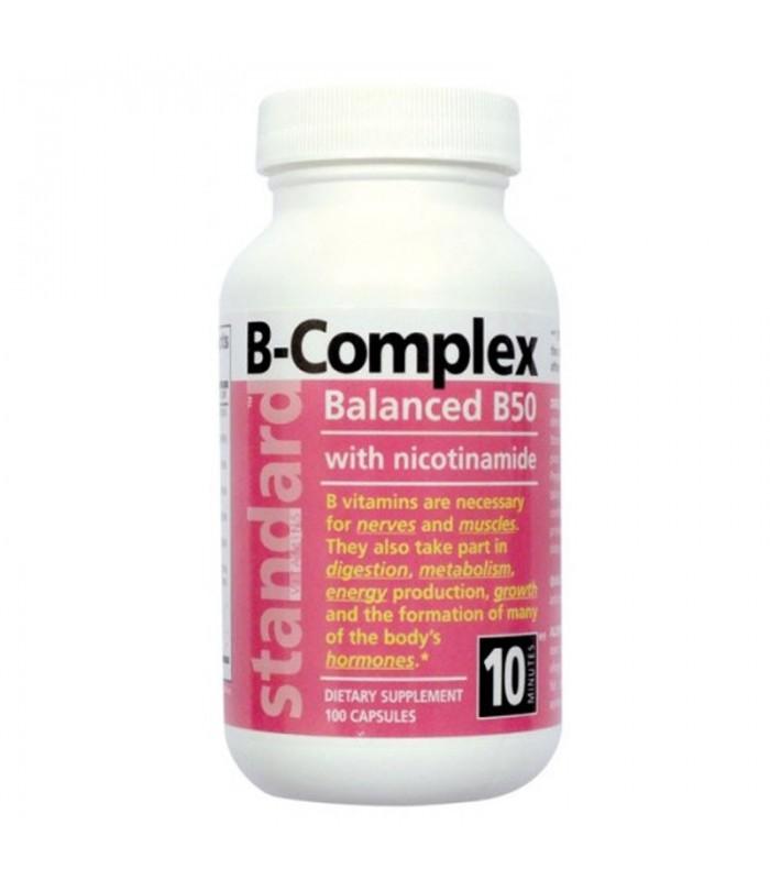 Vitamín B komplex - tablety