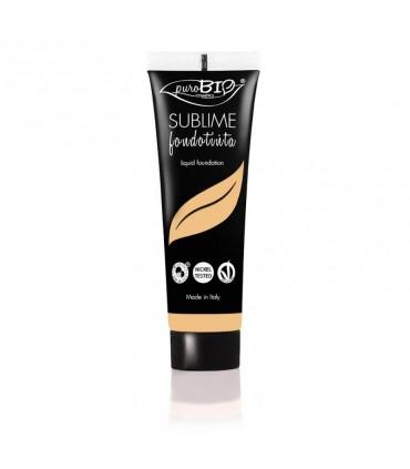 Tekutý make-up Puro Bio