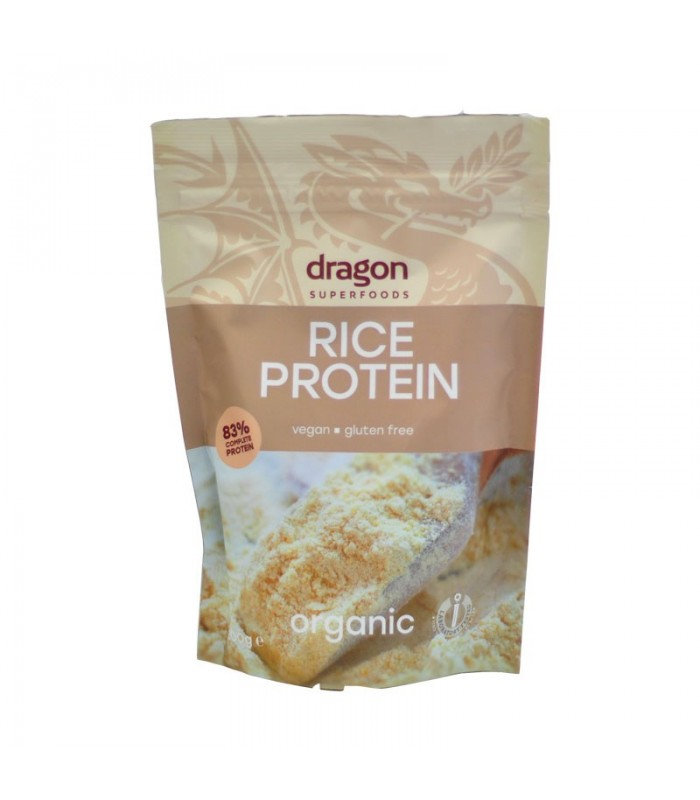 Ryžový proteín BIO RAW VEGAN Dragon