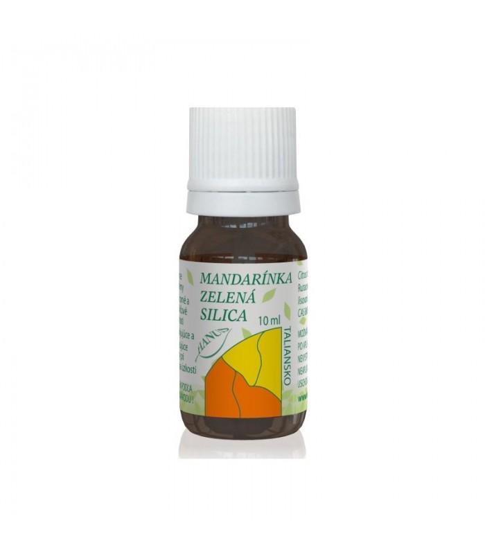Mandarinková silica, éterický olej 10ml