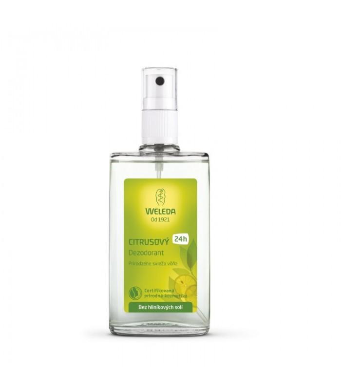 Deodorant citrusový Weleda
