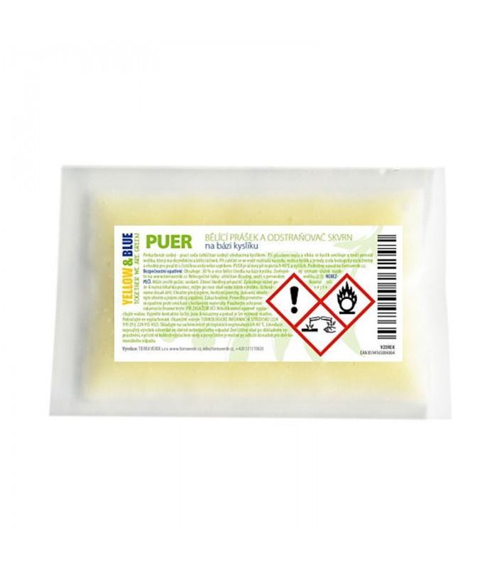 Puer - odstraňovač škvŕn a bieliaci prášok