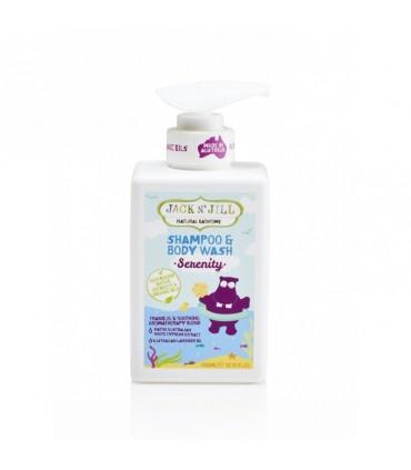 Detský šampón a sprchový gél Simplicity