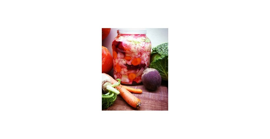 Kvasená zelenina PICKLES - účinná podpora imunity a zdravia