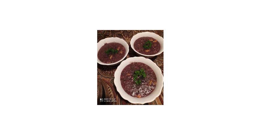 Kaša čchou (congee)