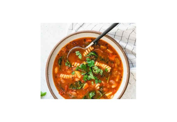 Minestrone - letná zeleninová polievka